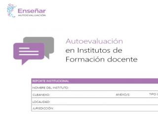 Imagen del contenido Reporte de Autoevaluación en IFD: modelo genérico
